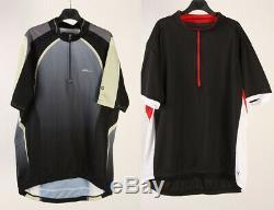Vintage Cycling Shirt Jerseys Short Sleeve Job Lot Wholesale Grade A x20 -Lot496