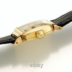 Vintage Hamilton Dress Watch Ca1930s Grade 977a 17 Jewel Manual Wind
