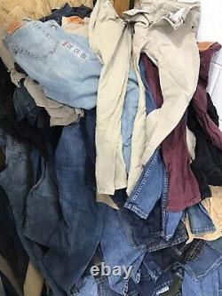Vintage Levis Denim Jeans Mens Retro Grade A & B Job Lot Wholesale x150