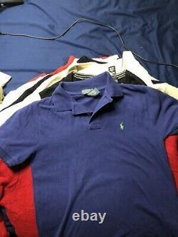 Vintage Ralph Lauren Chaps / Tommy Hilfiger Wholesale Bundle Bulk Grade A
