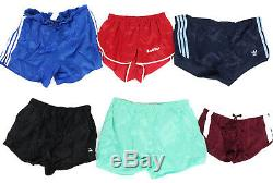 Vintage Sports Shorts Adidas Nike, Etc. Wholesale Job Lot Grade B x40 -Lot412