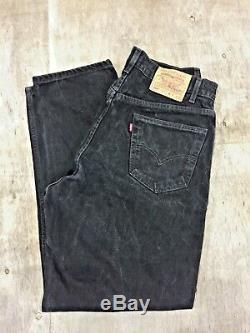 Vintage Wholesale Lot Levi 501 Black Denim Jeans Grade A B x 100