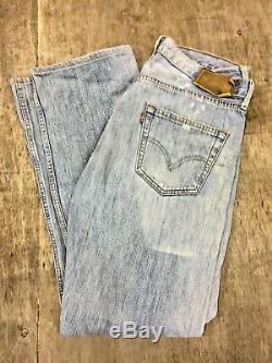 Vintage Wholesale Lot Levi 501 Blue Denim Jeans Grade A/B Mix x 100