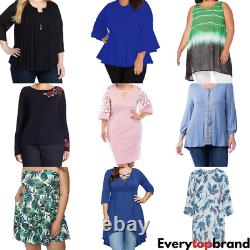 (WA25PLUS) Second Hand Used Clothes 25kg Wholesale Womens Size 18+ A grade £6.55