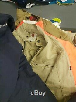 WHOLESALE BRANDED JACKETS MIXED GRADE X 50 Columbia helly Hansen north face