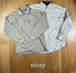 Wholesale Branded Vintage Clothing Bundle Joblot Nike Adidas Hilfiger 36 Grade A
