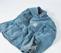 Wholesale Bundle 10x Vintage Carhartt Workwear Jackets grade A Job Lot