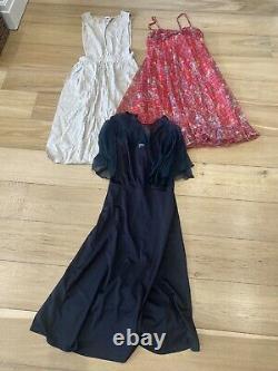 Wholesale Job Lot 41 X True Vintage Dresses 60s 70s 80s Grade A