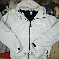 Wholesale Job Lot Mens Womens Vintage Branded Jackets X12 Grade A