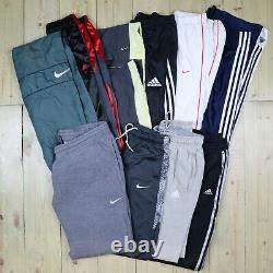 Wholesale Job Lot Vintage Branded Joggers Nike, Adidas, Puma etc X35 Grade A
