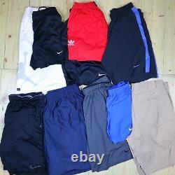 Wholesale Job Lot Vintage Branded Sport Shorts Nike, Adidas etc X60 Grade A