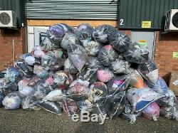 Wholesale Job lot 100 Baby Kids Teens 0 to 16 years Grade A USED CLOTHING ITEMS