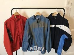 Wholesale Joblot 41 Grade A-C Vintage Branded Jumpers, Hoodies & Jackets