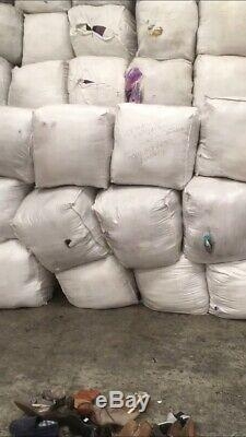 Wholesale Joblot Second Hand Used Winter Clothes 1000Kg Big Sacks Bags, Grade2 B