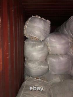 Wholesale Joblot Second Hand Used Winter Clothes 1000Kg Big Sacks Bags, Grade2 B