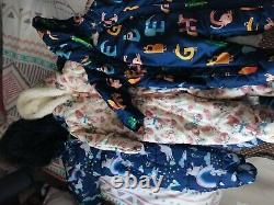 Wholesale Joblot Used Second Hand baby Clothes 20KG. Grade A. Mix 0-24 months