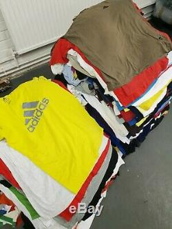 Wholesale Sport Brand Tshirts Mixed Grade X 500 Clearance Price Final Lot