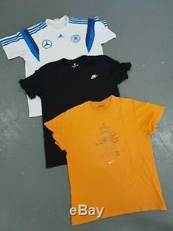 Wholesale Sport Branded Tshirt X 100 Mixed Grade Adidas Puma Nike