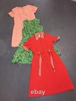 Wholesale Vintage 50s 60's 70s Dress Mixed grade clearance X 50