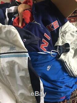 Wholesale Vintage Branded A Grade Joblot 100x Branded Mix Vintage Clothing