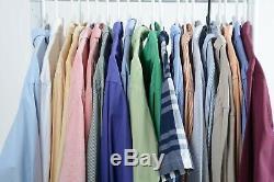 Wholesale vintage mens branded shirts Ralph Lauren 20 PCS job lot grade A