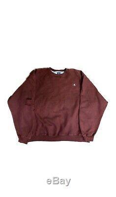 X 50 Vintage Wholesale Sweatshirts Grade B Branded Menswear Job Lot