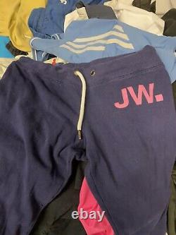 X100 Vintage Wholesale Bundle Clothing Mens Womens Grade B #01