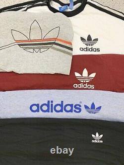 X100 Wholesale A Grade Adidas Spellout Tshirt Mix