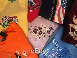 X150 USA Vintage Grade B Printed USA Sweatshirts Wholesale Joblot