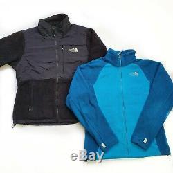 X20 Vintage Wholesale The North Face Fleeces Joblot