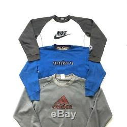 X30 Branded Sweatshirts/ Hoodies Bulk Joblot