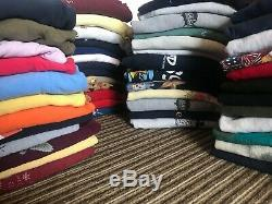 X50 USA Vintage Grade B Sweatshirt Wholesale Joblot