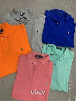 X50 Wholesale A Grade Polo Ralph Lauren Polo Shirts