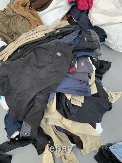X50 Wholesale Bundle Dickies Trousers Mix Mens Sizes Grade A/B