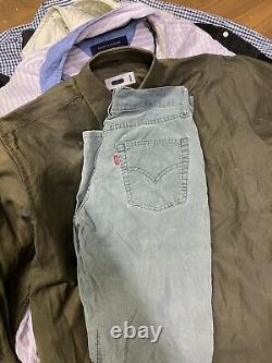 X70 Vintage Wholesale Bundle Grade B Clothing Mens Womens Branded